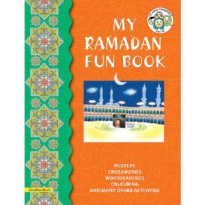 My Ramadan Fun Book-Good Word Books