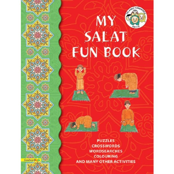 My Salat Fun Book-Good Word Books