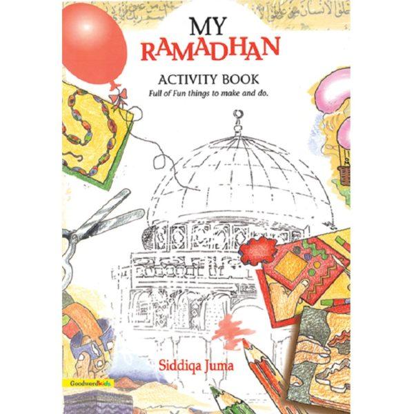 My Ramadan Activity Book-Good Word Books