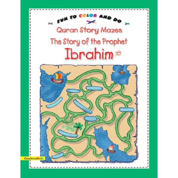 The Story of the Prophet Ibrahim-Good Word Books
