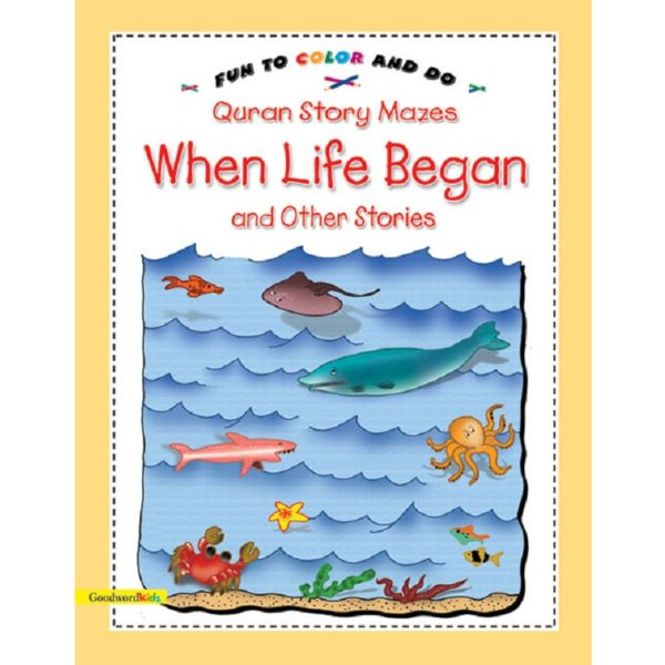 When Life Began and Other Stories-Good Word Books