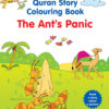 The Ant's Panic(Colouring Book)-Good Word Books