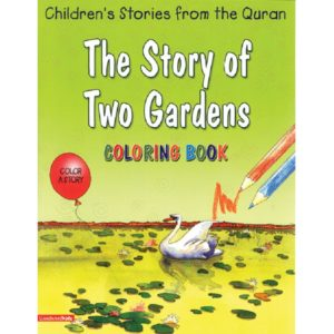 The Story of Two Gardens(Colouring Book)-Good Word Books