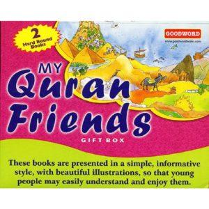 My Quran Friends Gift Box(2HB Books)-Good Word Books