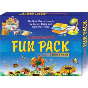 Goodword Fun Pack Gift Box(Ten Books)-Good Word Books