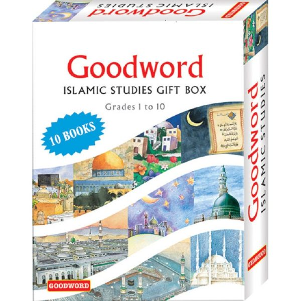 Goodword Islamic Studies Gift Box (Ten Books)-Good Word Books