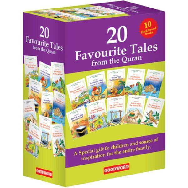 Goodword Islamic Studies Gift Box (Ten Books)-Good Word Books