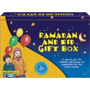 Ramadan and Eid Gift Box (Six Paperback Books)-Good Word Books