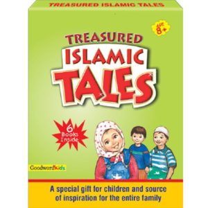 Treasured Islamic Tales Gift Box (Six Paperback Books)-Good Word Books