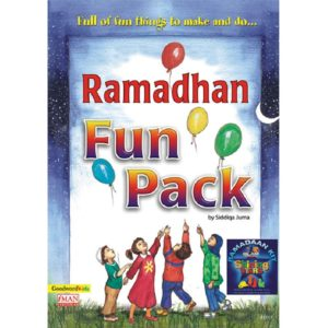 My Ramadan Fun Pack-Good Word Books
