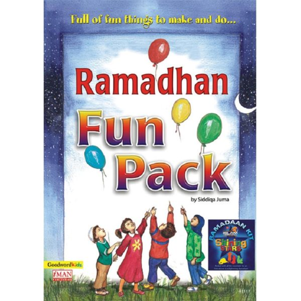 My Ramadan Fun Pack-Good Word Books