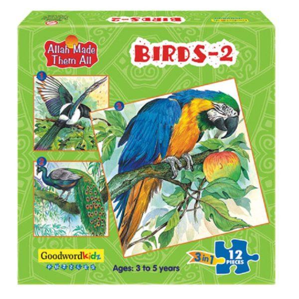 Birds 2-Good Word Books