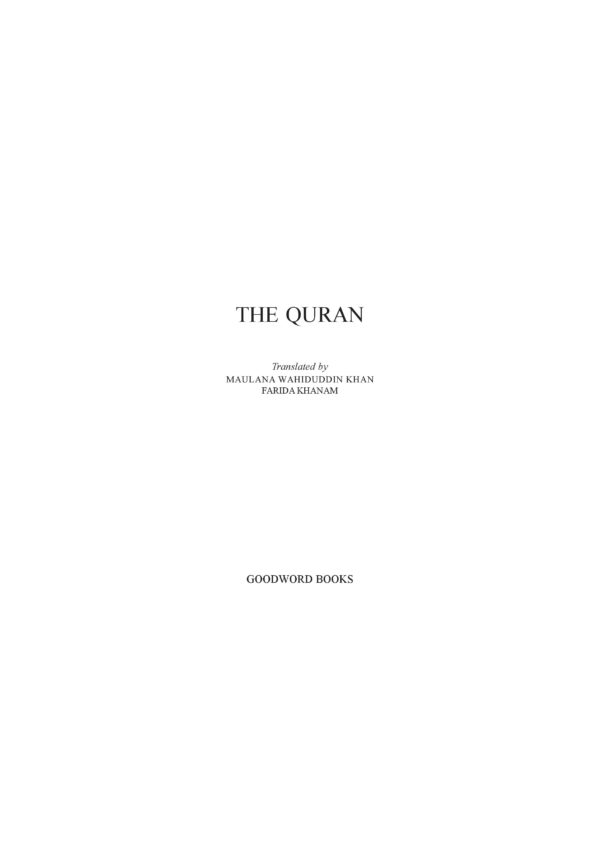 The Quran(pocket Size)-Good Word Books-page-003