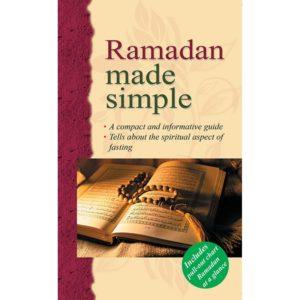 Ramadan Made Simple-Good Word Books