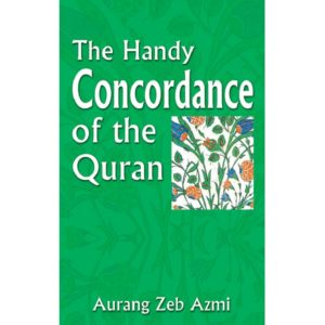 Handy Concordance of the Quran-Good Word Books