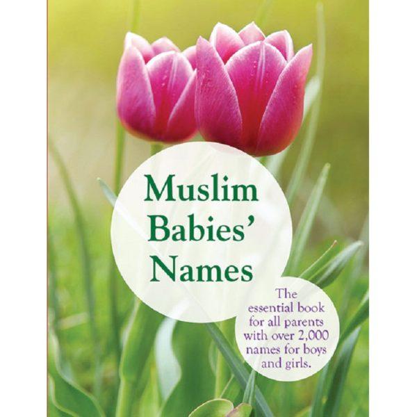 Muslim Babies Name-Good Word Books