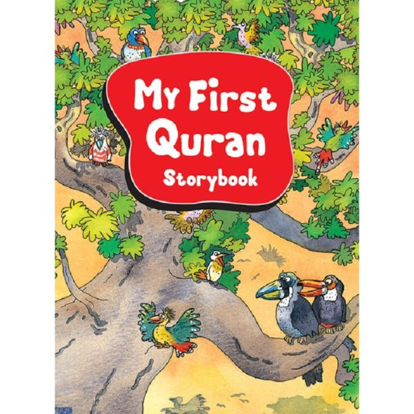 My First Quran-Good Word Books -(HB)