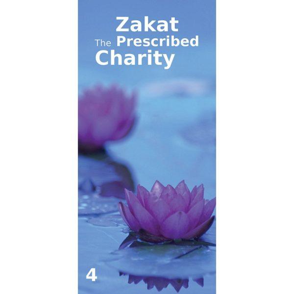 Zakat The Prescribed Charity-Good Word Books