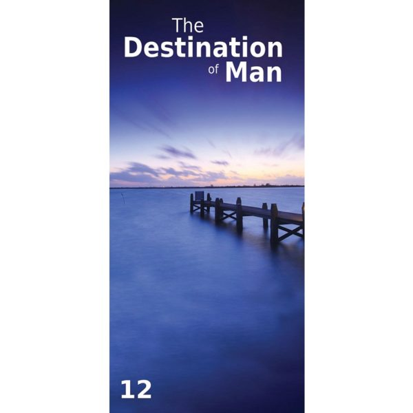 The Destination of Man-Good Word Books