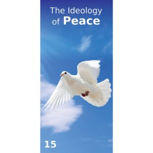 The Ideology of Peace-Good Word Books