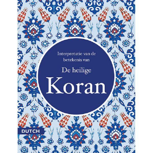 De heilige Koran-Good Word Books