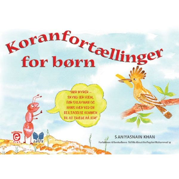Koranfortaellinger for born-Good Word Books