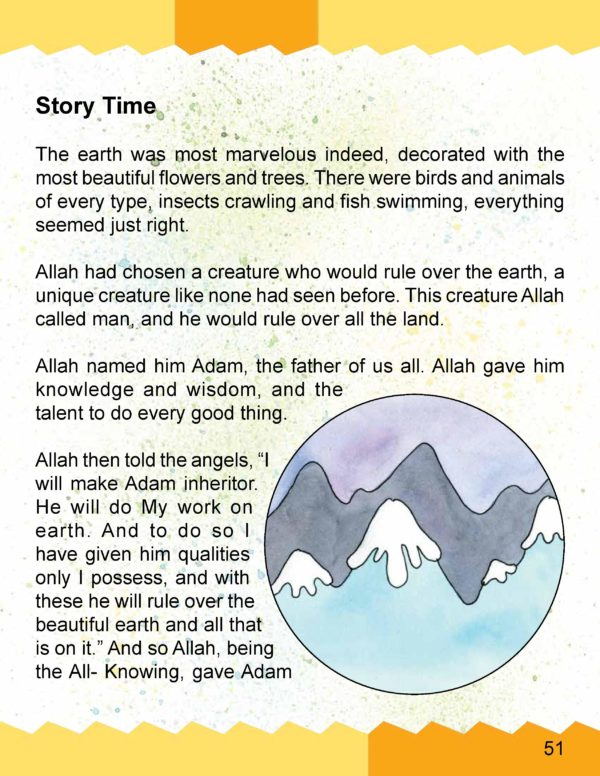 I Love Islamic Studies Textbook Grade 2-Good Word Books-page(4)
