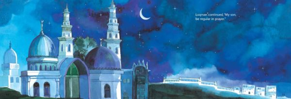 Luqman s Advise to His Son (PB)-Good Word Books-page- (4)