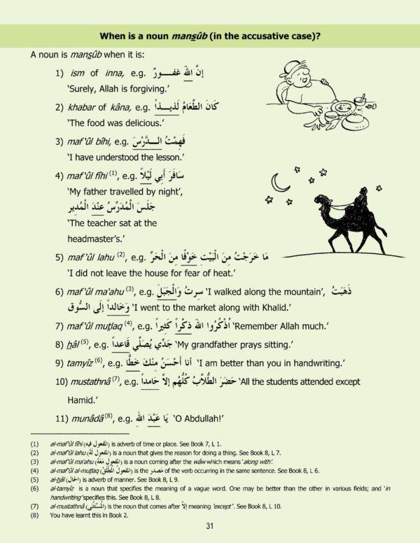 Madinah Arabic Reader Book 6-Good Word Books-page- (4)