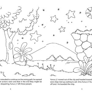 Tale of A Fish(Colouring Book)-Good Word Books-page-(1)