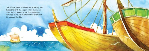 Tale of A Fish(PB)-Good Word Books-page- (2)