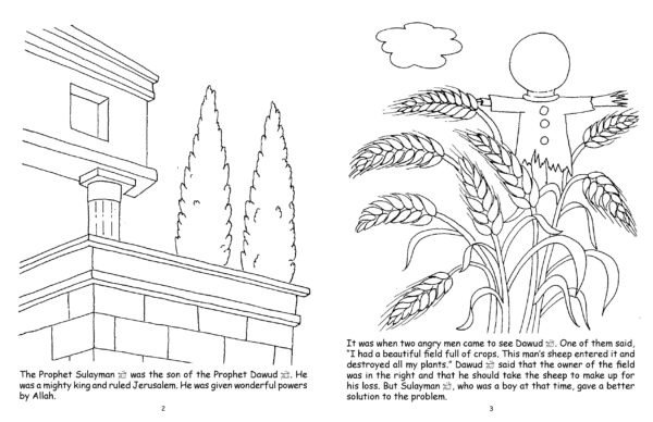 The Ant s Panic(Colouring Book)-Good Word Books-page- (1)