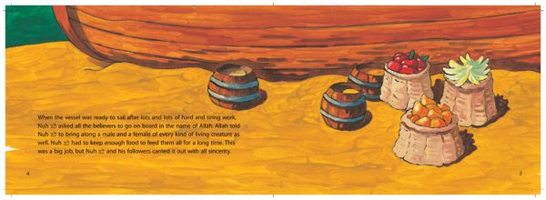The Ark of Nuh (PB)-Good Word Books-page- (1)