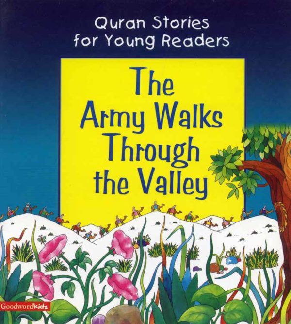 The Army Walks Through the Valley(PB)-Good Word Books-page- (1)