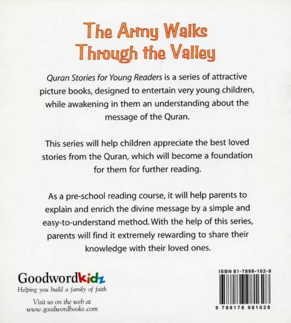 The Army Walks Through the Valley(PB)-Good Word Books-page- (6)