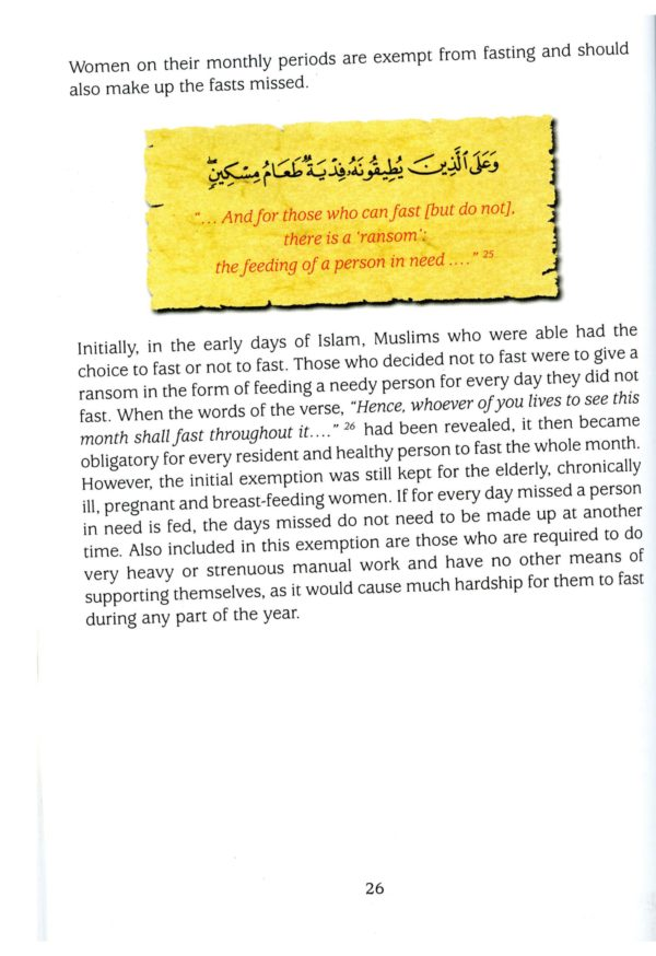 The Blessings of Ramadan(PB)-Good Word Books-page- (8)