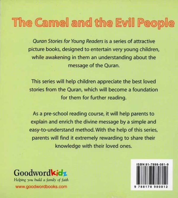 The Camel and the Evil People (PB)-Good Word Books-page- (6)