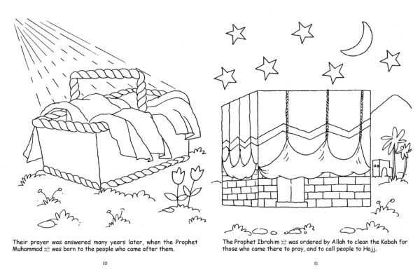 The Iron Wall(Colouring Book)-Good Word Books-page- (2)