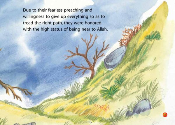 The Sleepers in the Cave(PB)-Good Word Books-page- (2)