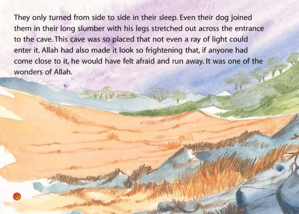 The Sleepers in the Cave(PB)-Good Word Books-page- (3)