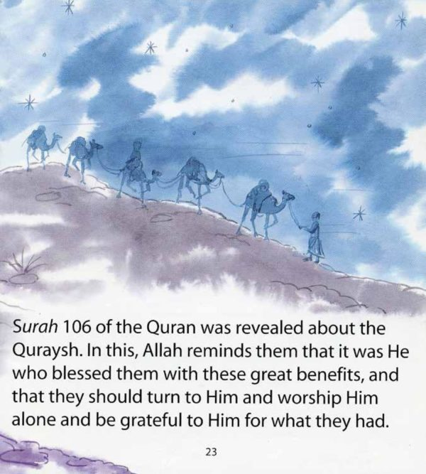 The Tribe of the Quraysh-Good Word Books-page- (5)