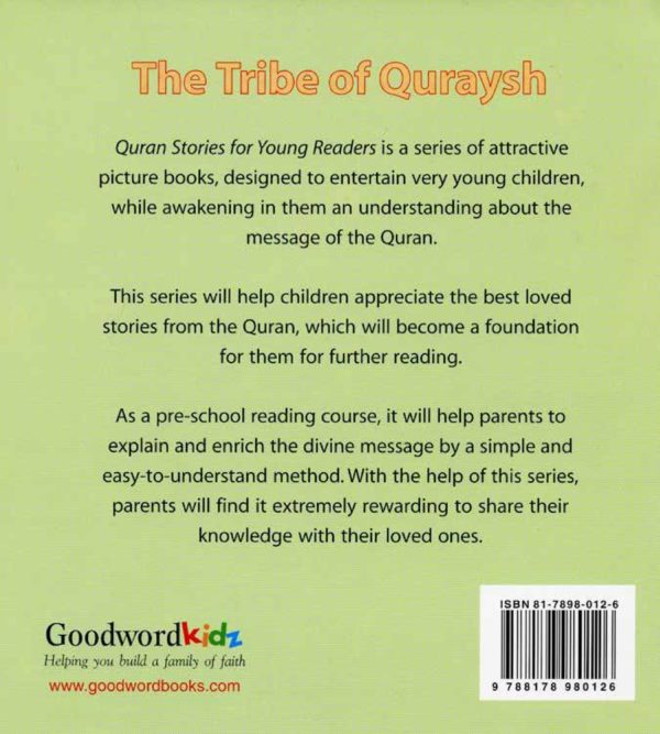 The Tribe of the Quraysh-Good Word Books-page- (6)