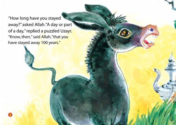The Uzayr s Donkey(PB)-Good Word Books-page- (3)