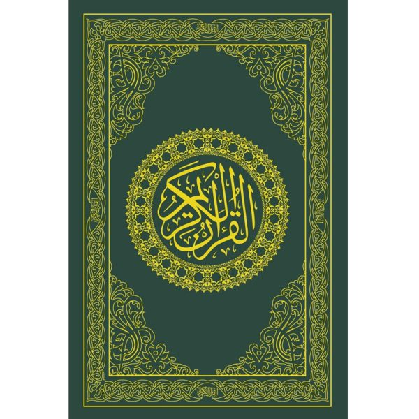 Indo Pak Hafzi Quran 15 Lines Medium - Darussalam Books