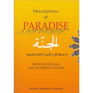 Descriptions of Paradise - Darussalam Books