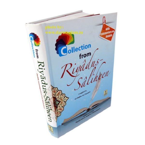 Collection from Riyadh-us-Saliheen (Colour) - Darussalam Books
