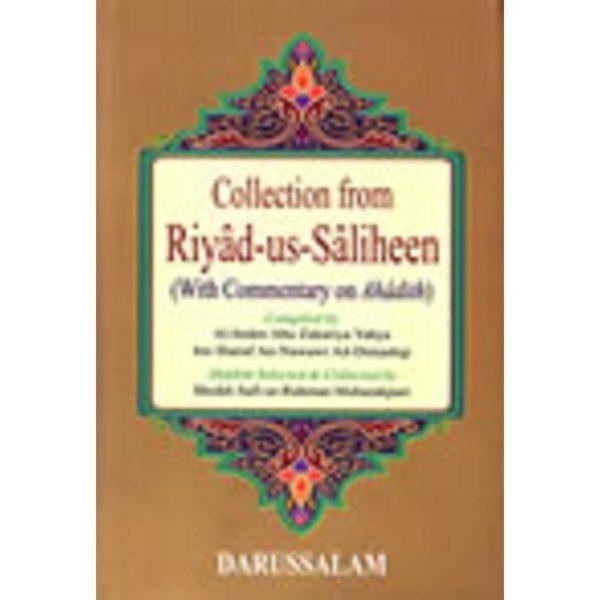 Collection from Riyadh-us-Saliheen - Darussalam Books