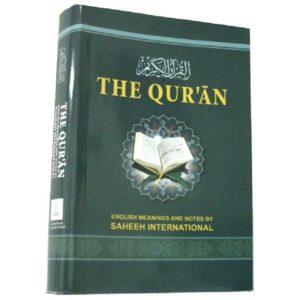 The Qur'an SC - Darussalam Books