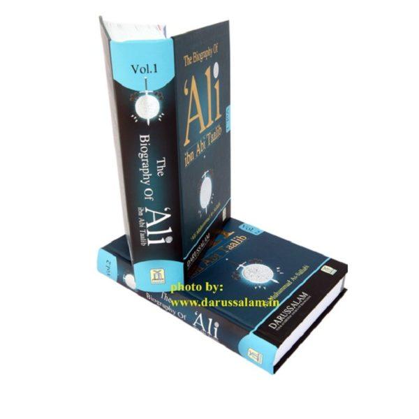 The Biography of Ali ibn Abi Talib 2 vols - Darussalam Books