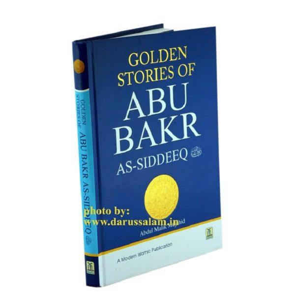 Golden stories of Abu bakr As-Siddeeq - Darussalam Books